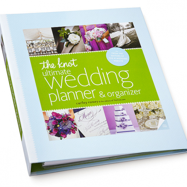 Knot Wedding Planner (Binder Photo)